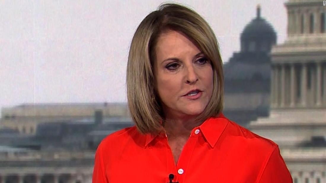Gloria Borger: President Trump was 'vindictive, mean-spirited, poisonous' -  CNN Video