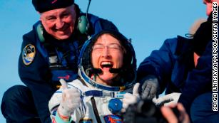 Astronaut Christina Koch spent a record-breaking 328 days in space. Here's what she did