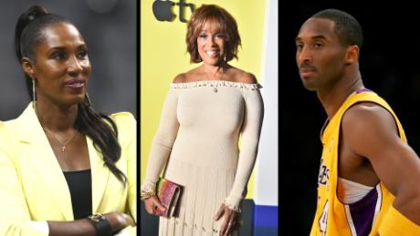 Gayle King says clip of interview about Kobe Bryant was 'out of context'