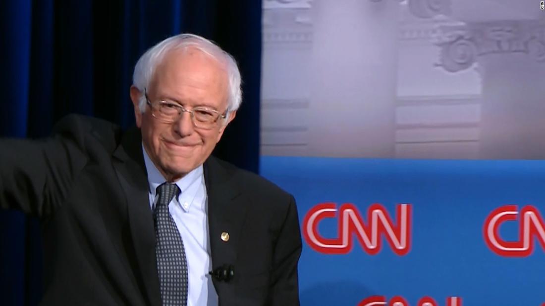 6 takeaways dari CNN malam kedua dari New Hampshire balai kota