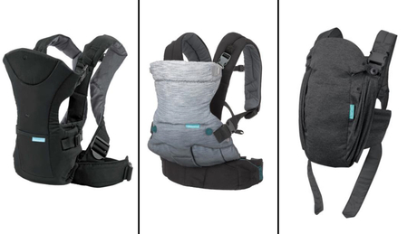 Infantino baby carriers were recalled on February 6, 2020.