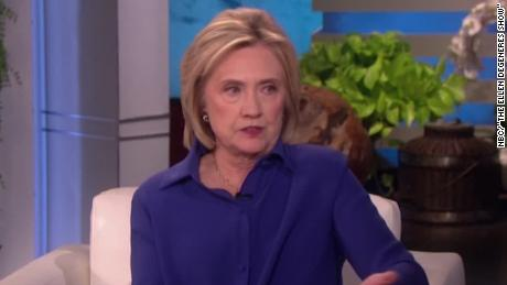Hillary Clinton opens up about her marriage on 'Ellen'