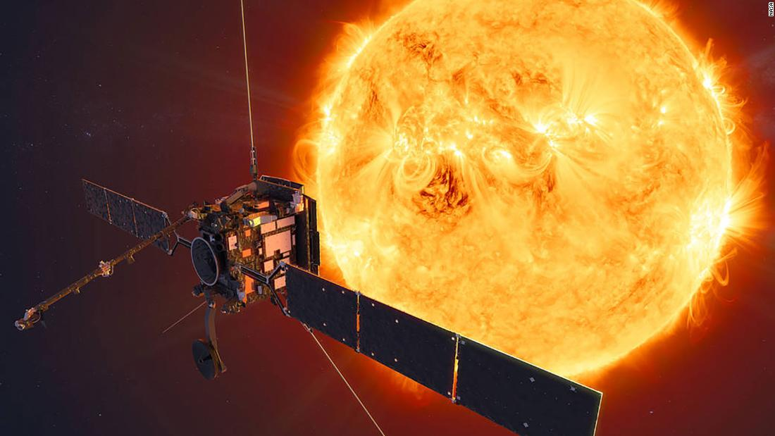 The Solar Orbiter mission has launched. It will give an unprecedented look at our sun