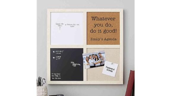 Office Expressions Personalized 16-Inch Multi-Purpose Memo Board