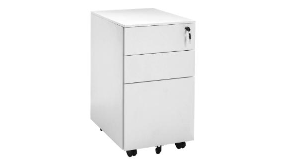 Invie 3-Drawer File Cabinet