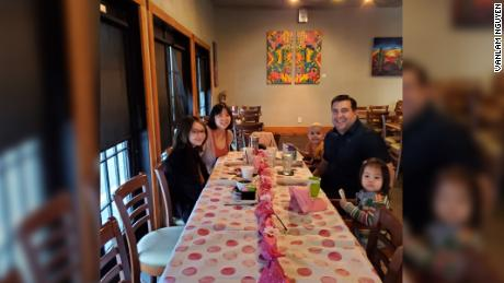 3-year-old Adelaide Stanley's favorite restaurant opened an hour early to give her the meal of a lifetime.
