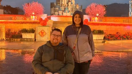 Kent and Rebecca Frasure found themselves on a cruise ship under quarantine in Japan after a coronavirus outbreak.