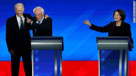 Chris Cillizza's winners and losers of the 8th Democratic debate