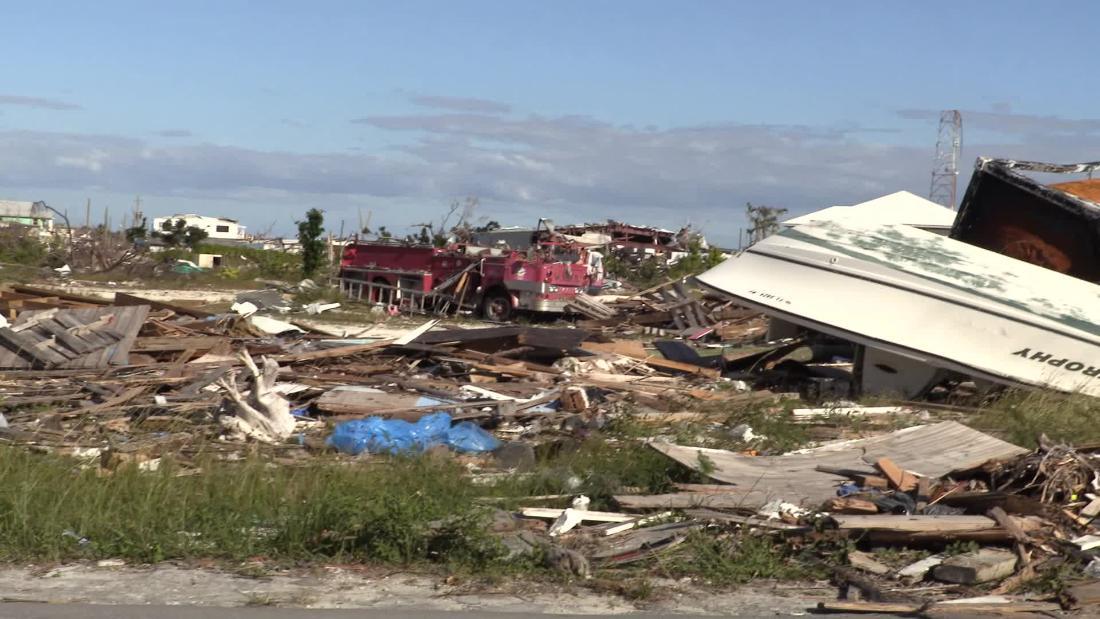 Bahamas Kampf zu erholen, bevor der nächste Hurrikan-Saison ist nach Ihnen