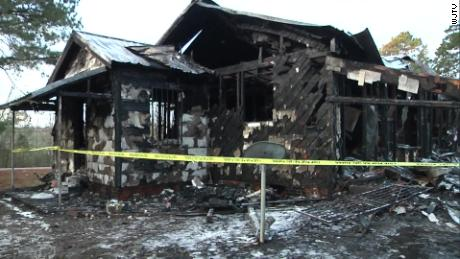 A mother and her six children were killed Saturday in a Mississippi house fire.