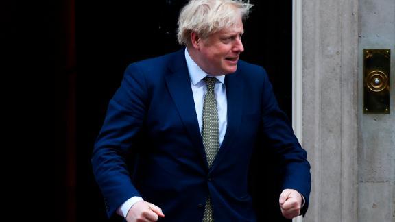 Image for UK Prime Minister Boris Johnson tests positive for coronavirus