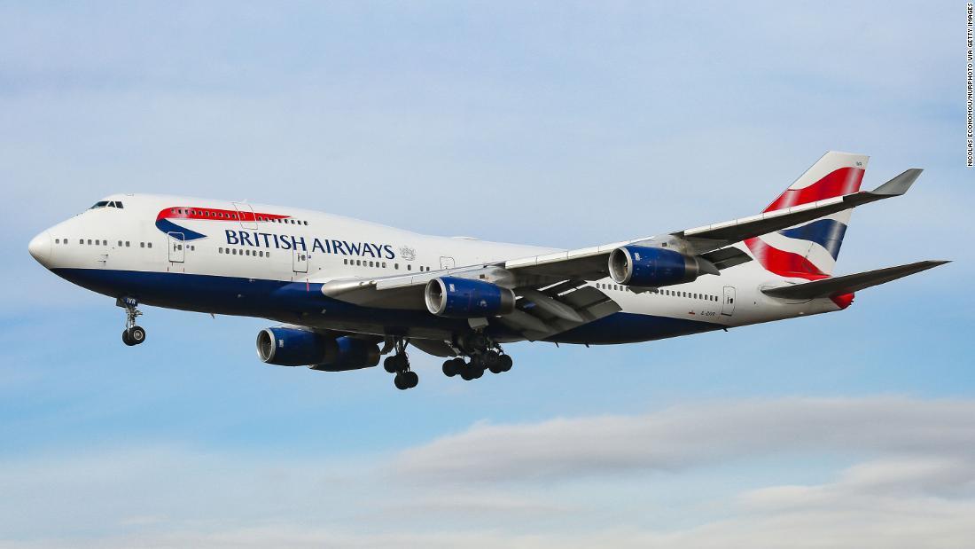 Η British Airways σπάει το ρεκόρ για την πιο γρήγορη υποηχητική πτήση από τη Νέα Υόρκη στο Λονδίνο