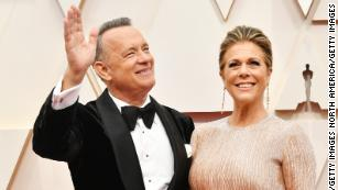 Tom Hanks and Rita Wilson: What we know