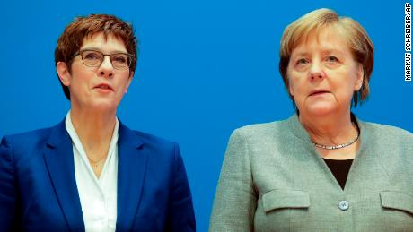 Angela Merkel's succession plan is in tatters. Who runs Germany next is anyone's guess