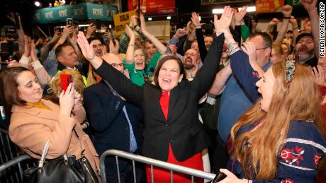 Sinn Fein surged in Ireland's election. Here's why that's so controversial