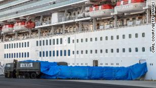Worker on board Diamond Princess says crew are at greater risk of coronavirus
