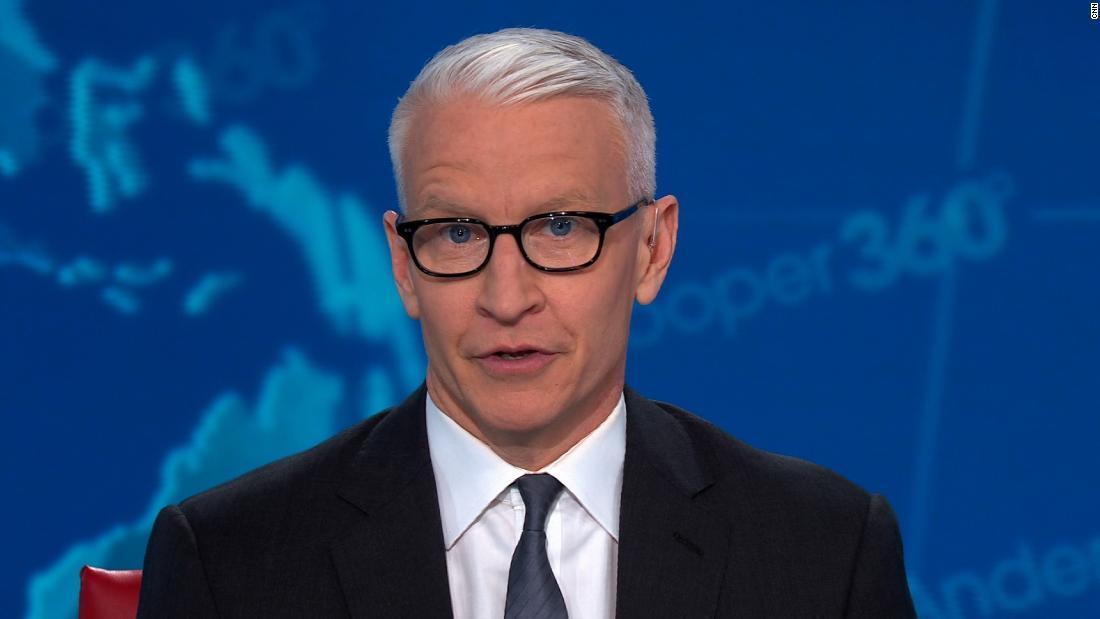 Anderson Cooper reagiert auf Lindsey Graham Offenbarung: Sie sind nicht einmal versuchen, es zu verbergen