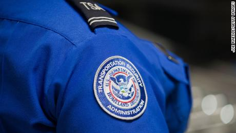 The lawsuit claims a female TSA officer groped the woman under her clothing during a security pat-down.