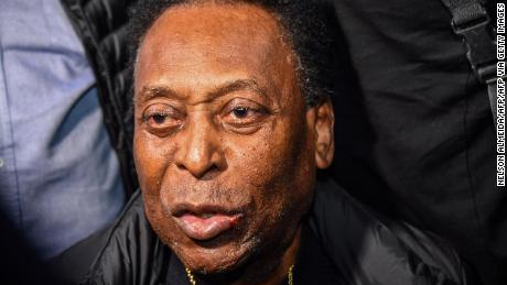 "Pele says his mental state is ""normal"" for his age"