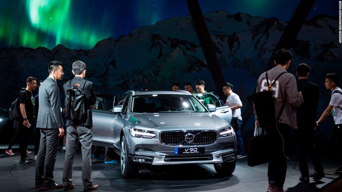 Diusulkan Volvo dengan Geely merger bisa membuat China pertama otomotif global powerhouse