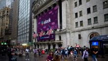 Oops! Investors thought Slack was about to announce big news. It was old news