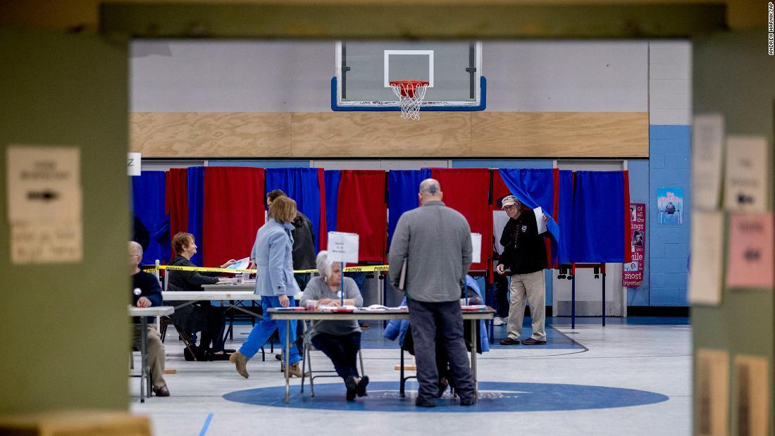 Wie beobachten Sie die New Hampshire primaries heute Abend