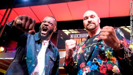 Deontay Wilder on fight with Tyson Fury and Anthony Joshua