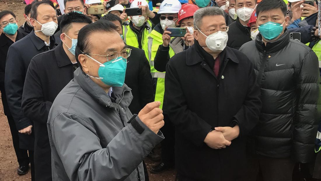 Κίνα πρωθυπουργός προειδοποιεί τους τοπικούς αξιωματούχους να μην κρύψει νέος κορονοϊός λοιμώξεις