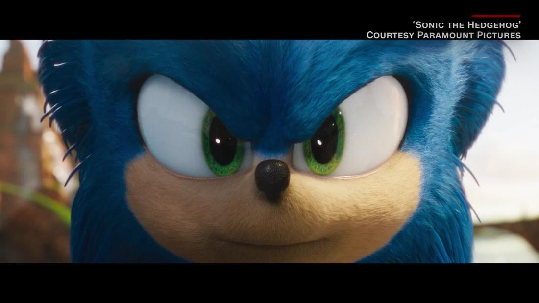 'Sonic the Hedgehog' races to best opening ever for a video game film