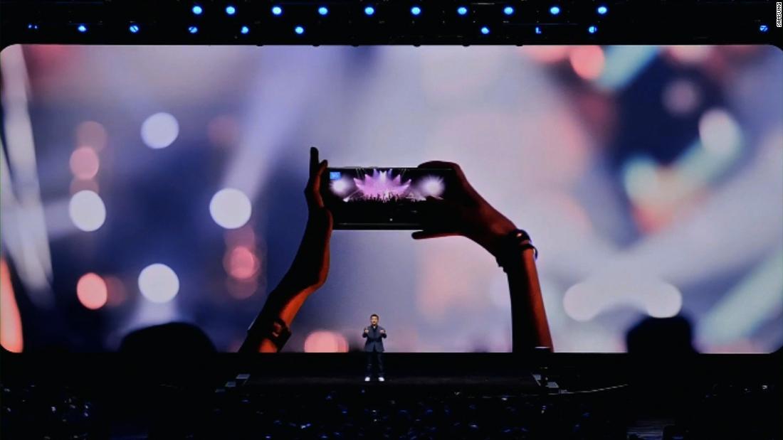 Samsung stellt mehrere neue Flaggschiff-Handys