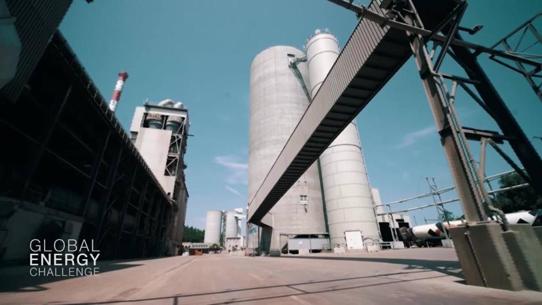 Why cement has a huge carbon footprint