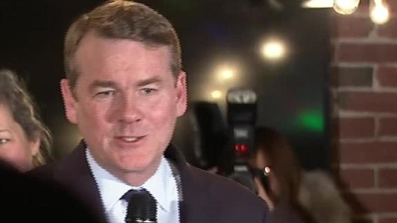 Image for Michael Bennet ends 2020 presidential campaign