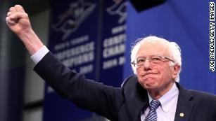 Bernie Sanders' victory scrambles the race