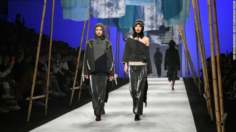 China S Absence Will Be Felt On Runways From Milan To Paris Cnn Style