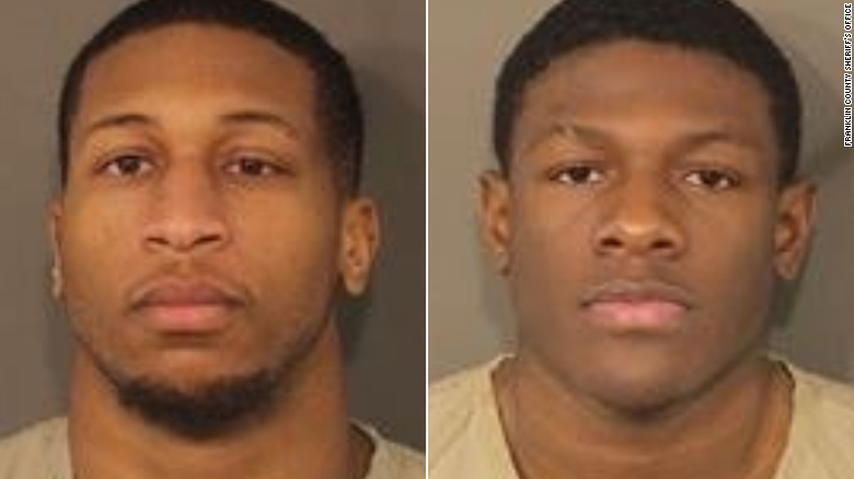 Two Ohio State Football Players Arrested On Felony Rape And