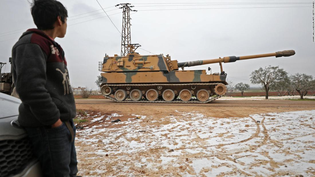Desperate race to outrun regime offensive