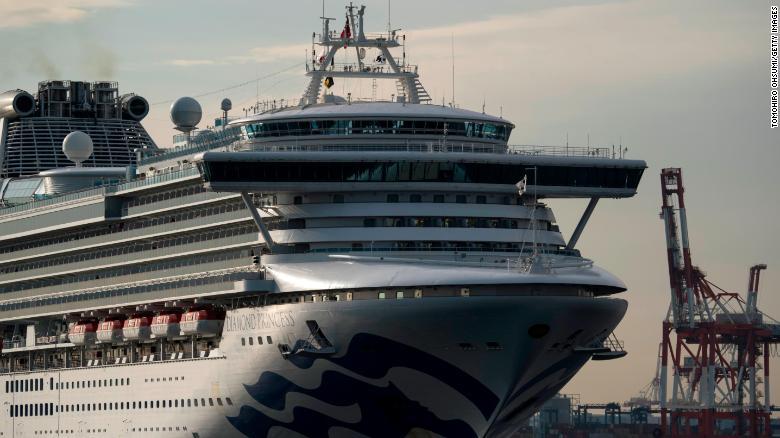 Image result for u.s. passengers evacuated cruise