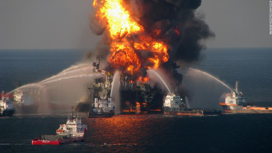 Deepwater Horizon spill was about 30% bigger than previously thought, study says