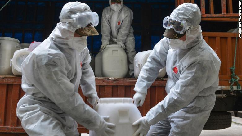 world health organization coronavirus china