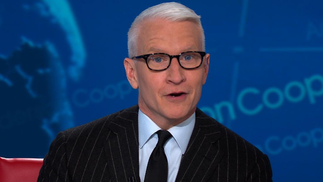 Anderson Cooper: Trump ist mit der Präsidentschaft für Vergeltung