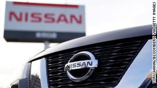 Nissan's profits plunge 83% and the coronavirus threatens its turnaround plans