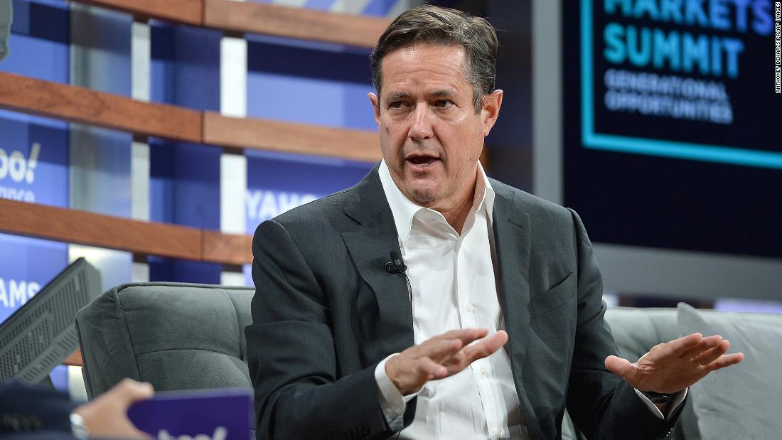ΔΙΕΥΘΎΝΩΝ σύμβουλος της Barclays, Jes Staley υπό έρευνα πάνω συνδέσεις με τον Jeffrey Epstein