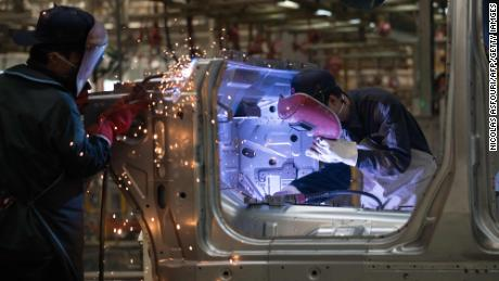 China's car sales plunged 18% in January. The coronavirus could make things even worse