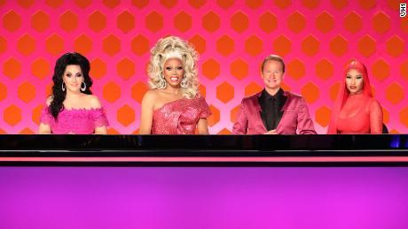 Resultado de imagen de rupaul judges season 12