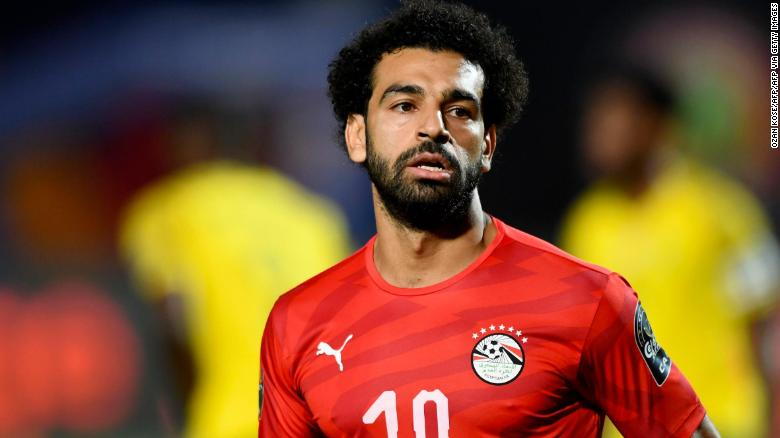 Mohamed Salah to decide whether he plays for Egypy at Tokyo 2020.