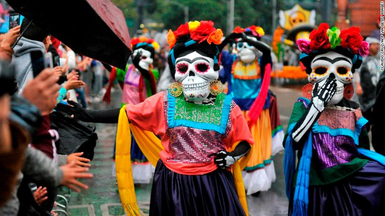 Mexico's 'Day of the Dead' hits too close to home during Covid-19 pandemic