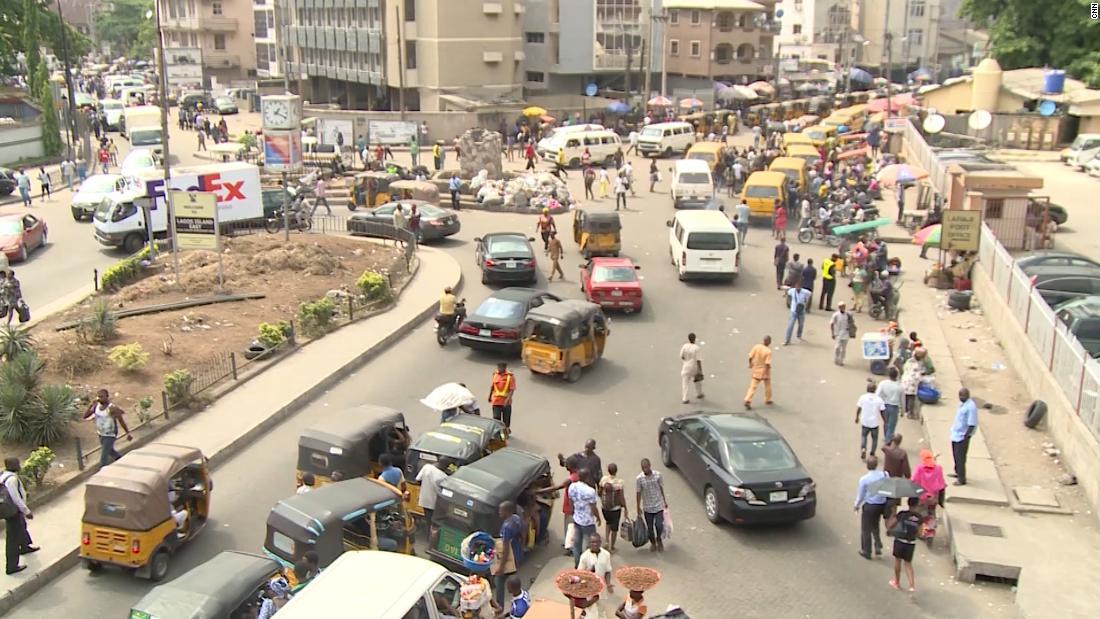 Nigeria's tuk-tuk ban sparks chaos