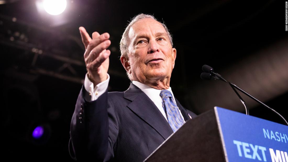 Mike Bloomberg im Jahr 2010 genannt Obamacare Gesetzgebung 'eine Schande'