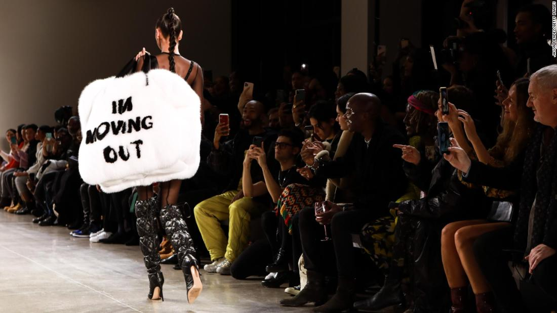 New York Fashion Week is back for another season of shows -- but things have changed