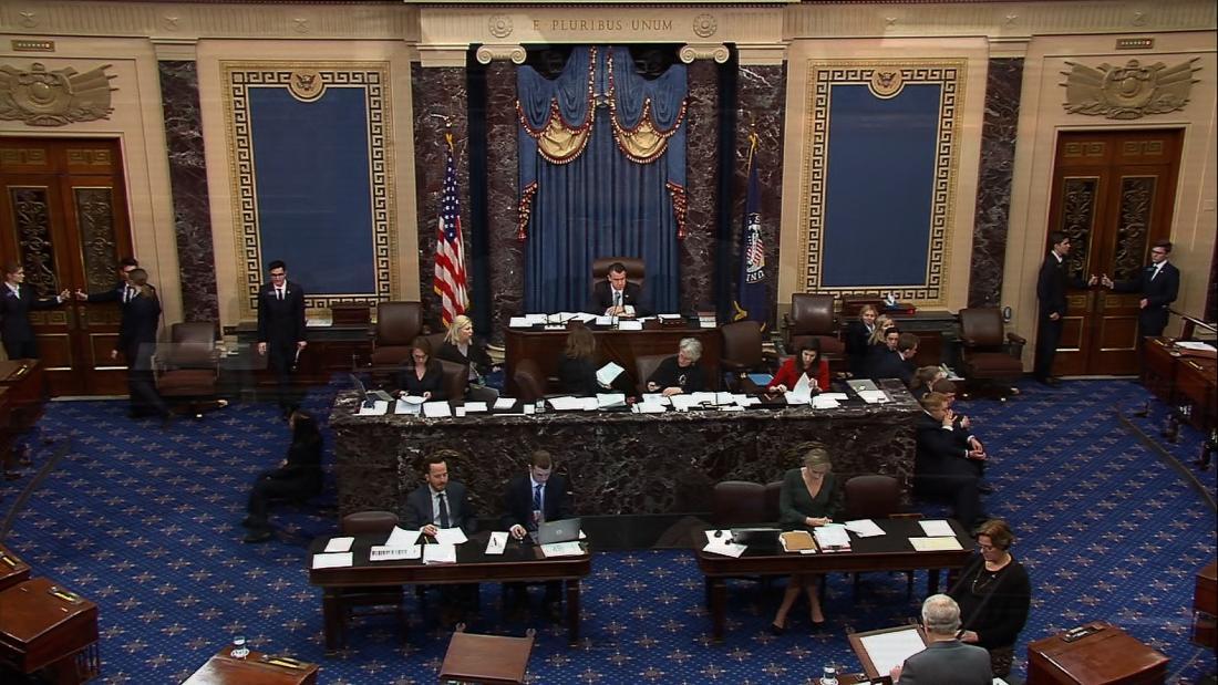 Senate passes Iran War Powers resolution despite Trump's opposition